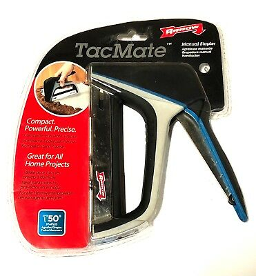 Arrow T50X TacMate Manual Stapler