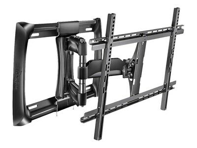 "Rocketfish Full-Motion TV Wall Mount for Most 40""-75"" TVs Black RF-TVMM170C"