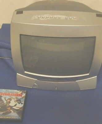 14 inch television/Combination ,DVD player cr,PIC -UP, LONG ISLAND NY
