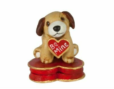 Wee Forest Folk A-46 Lovable Puppy