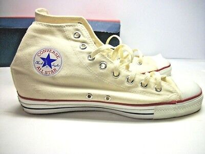 Converse Vintage Chuck Taylor Shoes White Size 11.5 All Star USA  MIB