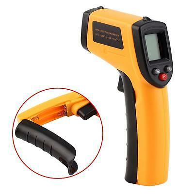 Temp Meter Temperature Gun Non-contact Digital Laser Infrared IR Thermometer *PH