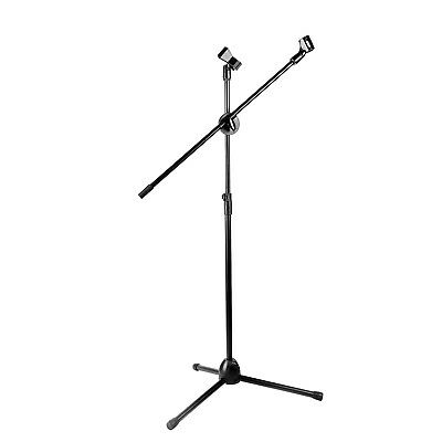 NW-107 Folding Type Adjustable 31-52 inch/79-132cm Microphone Tripod Floor Stand