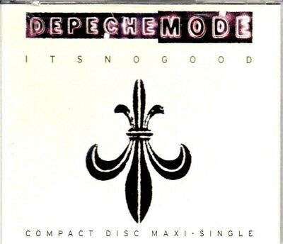 DEPECHE MODE   Its no good   5 TRACK CD NEW - NOT SEALED