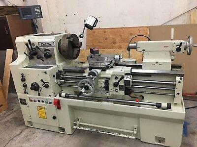 Cadillac engine lathe model CL4885G with readout