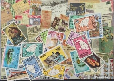 Barbuda 20 different stamps