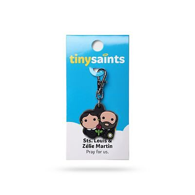 Tiny Saints St. Louis and St. Zelie Martin (Parents of St. Therese) CHARM Gifts