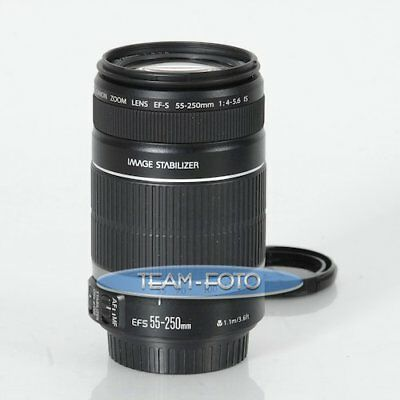 Canon EF-S 4-5,6 / 55-250 IS
