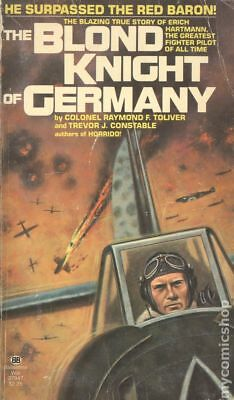 The Blond Knight Of Germany by Raymond F. Toliver Good 1978 Vintage Paperback