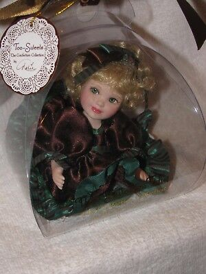 """6"""" """"Too Sweet Tots"""" Doll By Marie Osmond The Confection Collection 2008"""