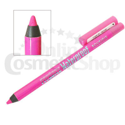 BOURJOIS Contour Clubbing Waterproof Eyeliner Pencil, 58 Pink About You