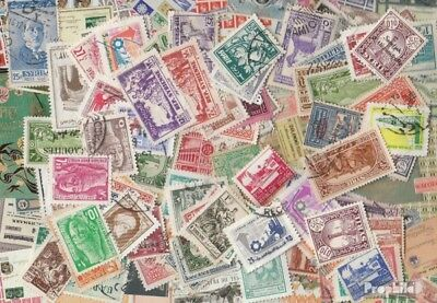 Syria 500 different stamps