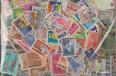 South-Vietnam 200 different stamps