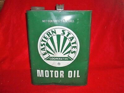 Eastern States Farmers Exchange Cooperative Motor Oil 2 Gallon Can