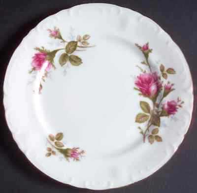 Fine China Of Japan ROYAL ROSE Bread & Butter Plate 1250148