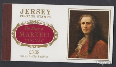 united kingdom - Jersey MH2 (complete issue) unmounted mint / never hinged 1982