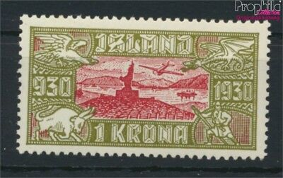 Iceland 146 unmounted mint / never hinged 1930 millennium (9077383