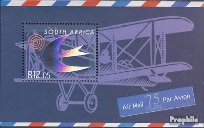 South Africa block102 (complete issue) FDC 2004 weltposttag