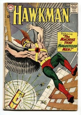 Hawkman #4 DC comic book - First Zatanna Key Issue Silver-Age bargain