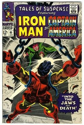 Tales of Suspense #85 (1967) VF/NM Marvel Comics