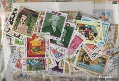 Fujeira Stamps-300 different stamps
