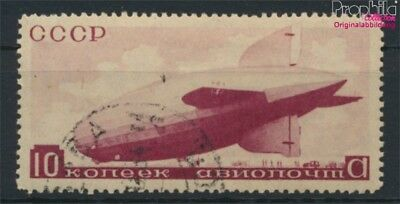 Soviet Union 484X fine used / cancelled 1934 Airships (9109035