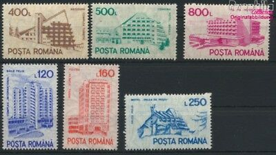 Romania 4746X-4751X (complete issue) MNH 19 (9119855