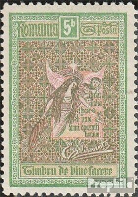 Romania 174 with hinge 1906 Welfare
