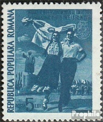 Romania 1265 unmounted mint / never hinged 1951 Weltjugendfestspiele