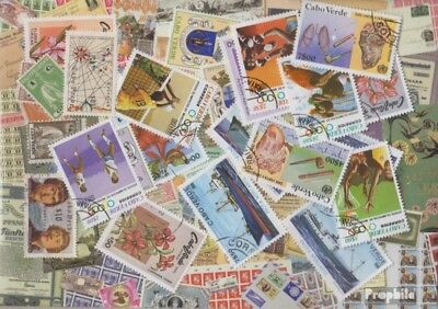 Cape Verde Stamps-25 different stamps