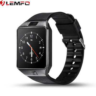 LEMFO New DZ09 Bluetooth Reloj Inteligente Con Camera Para Android Xiaomi Huawei