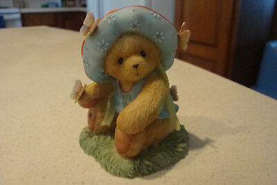 """Cherished Teddies - Stephanie """"I'm All A-Flutter With You By My Side"""" 2004"""