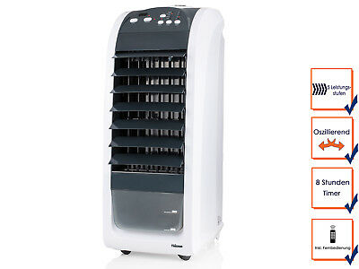 tower ventilator mit timer fernbedienung 3 stufen oszillierend turmventilator eur 49 99. Black Bedroom Furniture Sets. Home Design Ideas