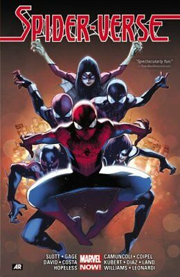 Spider-verse by Christos Gage 9780785190363 (Paperback, 2016)