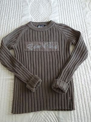 PULL TAILLE 1  14/16 ans EDEN PARK  COMME NEUF A SAISIR !!!!!!!!!!!!