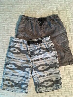 Gap Kids Camp Shorts XL 12 EUC Lot of 2