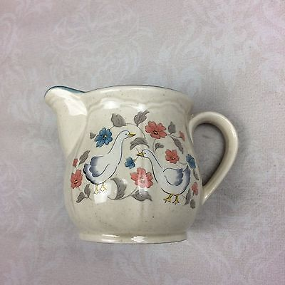 Action China Japan Country Classics Duck Geese Goose Creamer