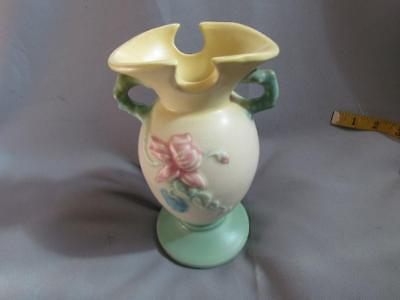 Vintage Hull Art Pottery Vase with Tag