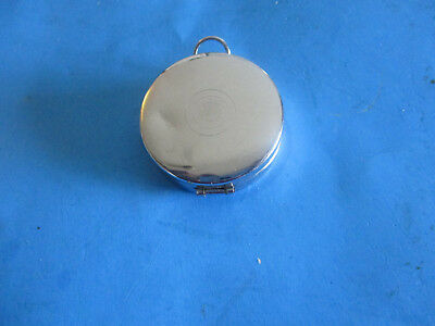 Vtg.academy Pocket Compass Made In Japan Guc