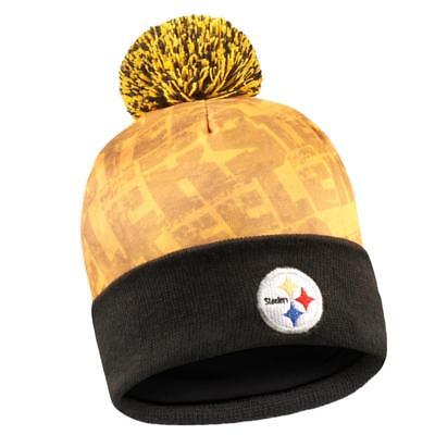 Pittsburgh Steelers Forever Collectibles NFL Team Logo Light Up Beanie FREE c0b49cf28
