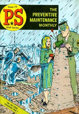PS The Preventive Maintenance Monthly #77 1959 VG 4.0
