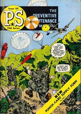 PS The Preventive Maintenance Monthly #141 1964 FN 6.0