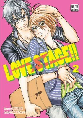 Love Stage!!, Vol. 2 by Eiki Eiki 9781421579924 (Paperback, 2015)