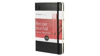 Moleskine Passion Recipe Journal 9788862933155 (Notebook / blank book, 2010)