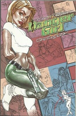 DANGER GIRL SKETCHBOOK (2002) #1 Back Issue (S)
