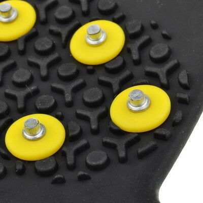 Over Shoe Studded Snow Grips Ice Grips Anti Slip Snow Shoes Crampons Size L