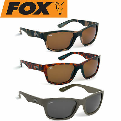 Fox Chunk Sunglasses - Polarisationsbrille, Angelbrille, Polbrille zum Angeln