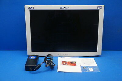 "Karl Storz SC-WU26-A1515 26"" HD WideView Monitor ~ 14043hrs scratched screen"