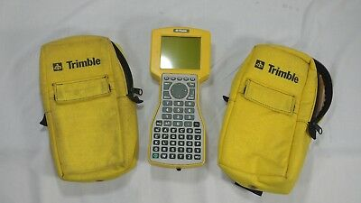 Trimble TSC1 Total Station Controller 29673-00 & (2) Carry Pouches~Guaranteed