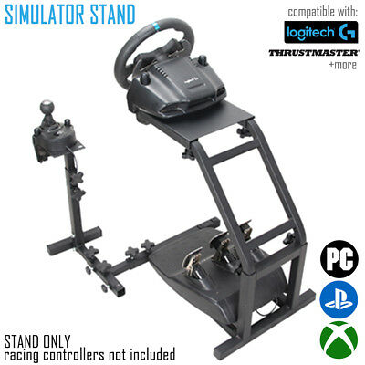 GTXpro Racing Simulator Steering Wheel Stand for G27 G29 PS4 G920 T300RS 458 T80